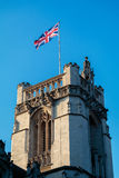 LONDON/UK - FEBRUARY 13 : View of Westminster Abbey in London on Stock Photo