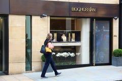 Boghossian jewellery Stock Photo