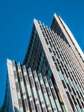 LONDON, UK - JUNE 14 : New office building in the City of London Royalty Free Stock Photos