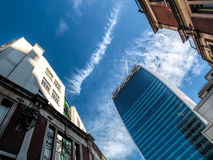 LONDON, UK - JUNE 14 : New office building in the City of London Stock Photography