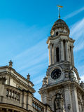 LONDON, UK - JUNE 14 : Royal Exchange City of London on June 14, Royalty Free Stock Images
