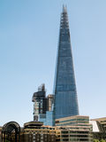 LONDON, UK - JUNE 14 : The Shard building in London on June 14, Stock Images