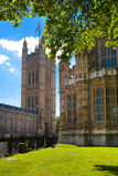 LONDON, UK - JUNE 14, 2014: Westminster abbey Stock Image