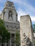 LONDON/UK - JUNI 15: Tidigare port av London myndighet som bygger 1 Royaltyfria Bilder
