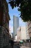 Den London skyskrapan, Heron står hög Arkivfoton