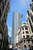 Den London skyskrapan, Heron står hög Royaltyfri Bild