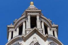 Free LONDON/UK - MARCH 21 : Close Up View Of St Pauls Cathedral In Lo Royalty Free Stock Photos - 112934248