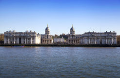 LONDON, UK - MARCH Greenwich view Royalty Free Stock Photos