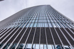 London, UK - March 29, 2017: The skyscraper at 20 Fenchurch street Stock Photo
