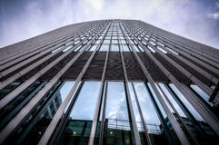 London, UK - March 29, 2017: The skyscraper at 20 Fenchurch street Royalty Free Stock Photo