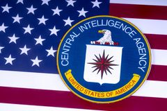Central Intelligence Agency Royalty Free Stock Images