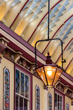LONDON/UK - MARCH 7 : View of Leadenhall Market in London on Mar Stock Photos