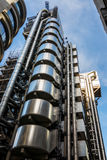 LONDON/UK - MARCH 7 : View of the Lloyds of London Building on M Stock Photography