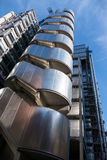 LONDON/UK - MARCH 7 : View of the Lloyds of London Building on M. Arch 7, 2015 Royalty Free Stock Photos