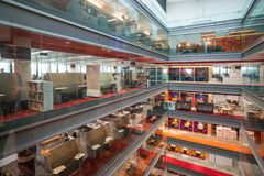 Free London, UK - May 2, 2019: Broadcasting House - The Headquarters Of The BBC Royalty Free Stock Photography - 157139477