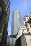 London Skyscraper, Heron Tower Royalty Free Stock Images