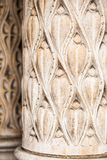 LONDON, UK, Natural History museum - architectural details Stock Image