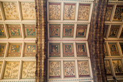 LONDON, UK, Natural History museum - building and details Royalty Free Stock Photos