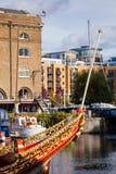 St Katharine Docks London UK Royalty Free Stock Photo