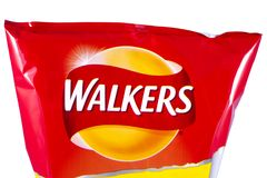 Walkers Crisps Logo Royalty Free Stock Photos