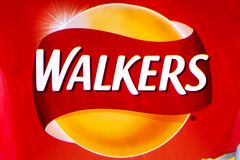 Walkers Crisps Logo Royalty Free Stock Images