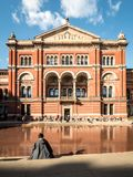 The John Madejski Garden, Victoria and Albert Museum, London, UK royalty free stock photography