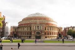 London, UK, Royal Albert Hall From Kensington Gardens Royalty Free Stock Photos