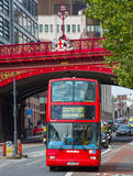 LONDON, UK - SEPTEMBER 19, 2015: Holborn Viaduct, 1863-1869.  Building cost was over £2 million Stock Photography