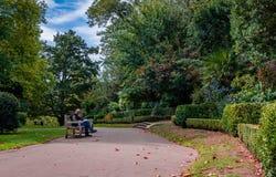 Waterlow park, London. stock photos