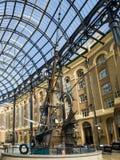 LONDON/UK - 12 SEPTEMBRE : Vieille et moderne architecture aux foins G Photographie stock
