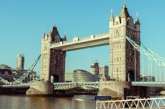 15/10/2017 London, UK,Tower Bridge Stock Image