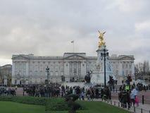 London UK - Westminster slott Royaltyfri Fotografi