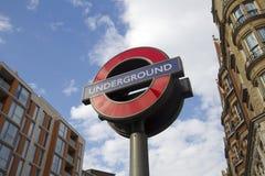 London Undergroun Royalty Free Stock Image