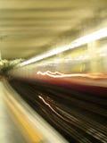 London underground. High speed london underground Royalty Free Stock Image