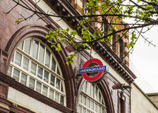 London Underground in Camden Town Stock Images
