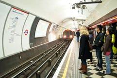 London underground station Stock Image