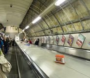 London underground Station Royalty Free Stock Photo