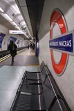London Underground station Stock Image