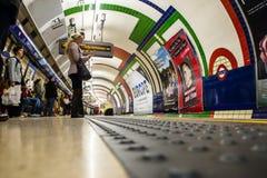 London Underground Subway Royalty Free Stock Image