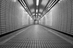 London Underground Tottenham Court Road Royalty Free Stock Photo