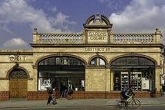 London underground tube station Stock Images