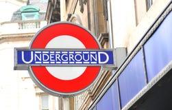 London Underground Stock Photo