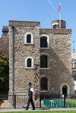 The Jewel Tower stock image