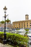 St Katharine Docks in London Royalty Free Stock Photography