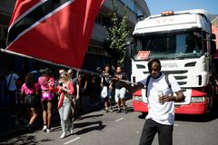 London, United Kingdom - August 27, 2017. Notting Hill Carnival Stock Photos