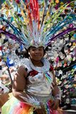 London, United Kingdom - August 27, 2017. Notting Hill Carnival Royalty Free Stock Images