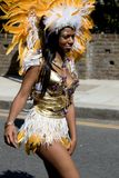 London, United Kingdom - August 27, 2017. Notting Hill Carnival Royalty Free Stock Photos