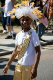 London, United Kingdom - August 27, 2017. Notting Hill Carnival Royalty Free Stock Photo