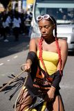London, United Kingdom - August 27, 2017. Notting Hill Carnival Royalty Free Stock Image