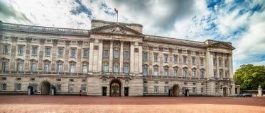 London, the United Kingdom:  Buckingham Palace Royalty Free Stock Image